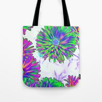 woodstock Tote Bags featuring Memories of Woodstock!!! by Brian Raggatt