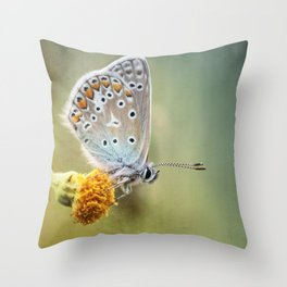 Composition in other colors....  Throw Pillow