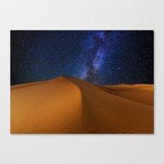 Chill Night Canvas Print