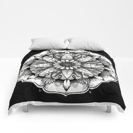 FlowerMandala Comforters