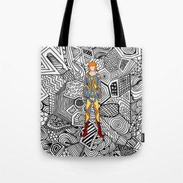 Heroes Fashion 1 Tote Bag
