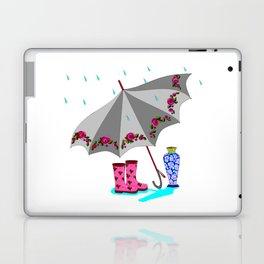 The Beauty of A Rainy Day Laptop & iPad Skin
