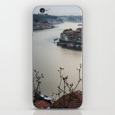 douro iPhone & iPod Skin