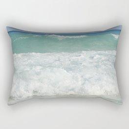 Carribean sea 9 Rectangular Pillow