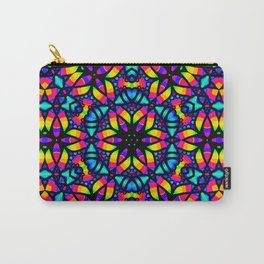Kaleidoscope Psychedelic Dream Carry-All Pouch