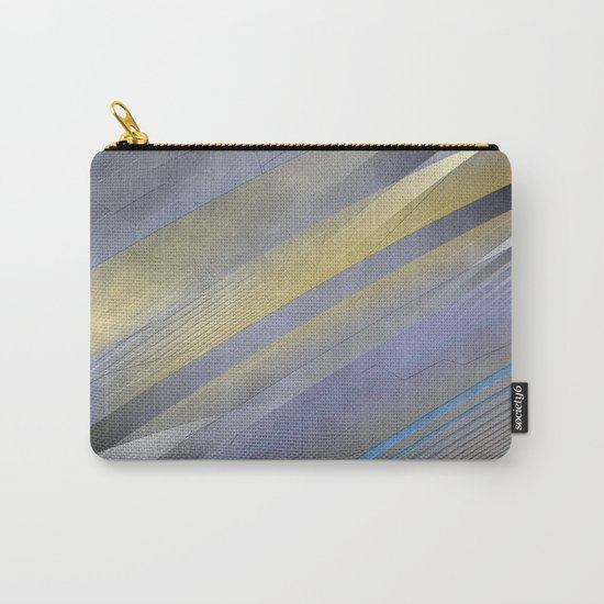 Geometric abstract 2016/003 Carry-All Pouch