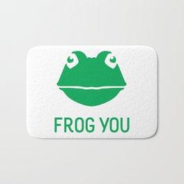 Frog You Bath Mat