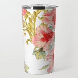 Scroll Azelea Travel Mug