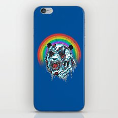 Zombie Panda iPhone & iPod Skin