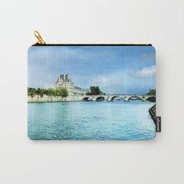 Seine River - Paris France Carry-All Pouch