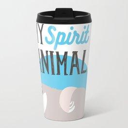 MY Spirit ANIMAL Travel Mug