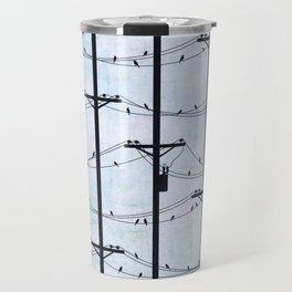 Telephone Poles - DAY Travel Mug