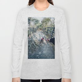 Follow me to - Holiday Adventure in Forest / Dreamer's Vision Long Sleeve T-shirt