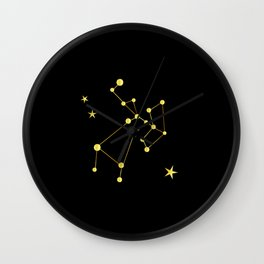 Sagitarius Wall Clock