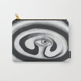 Eye Spiral Out Carry-All Pouch