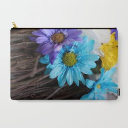 Gerbera daisy Flowers  Carry-All Pouch