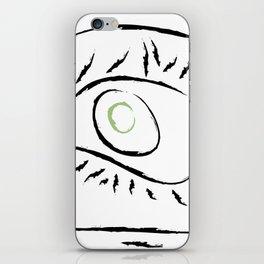 Staring At iPhone Skin
