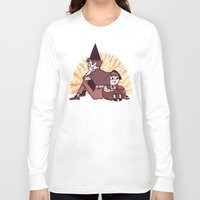 over the garden wall Long Sleeve T-shirts featuring Over the Garden Wall by SIINS