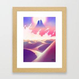 fan art 1 Framed Art Print