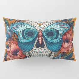 Day of the Dead Pillow Sham