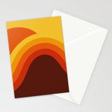 Autumn Soleil Stationery Cards