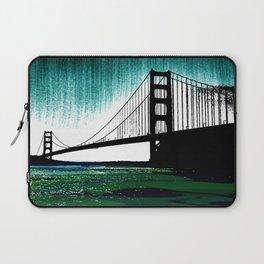 Blacken Gate-San Francisco Laptop Sleeve