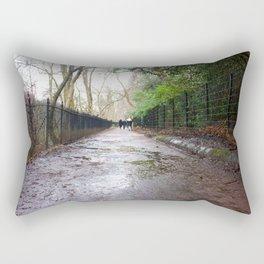 Water of Leith Edinburgh 1 Rectangular Pillow