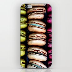 Petits macarons iPhone & iPod Skin