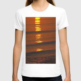 Coastal Abstract T-shirt