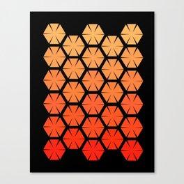 Honeycombs Canvas Print