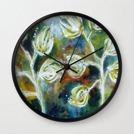 Modern Harvest Wall Clock