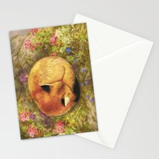 The Cozy Fox Stationery Cards