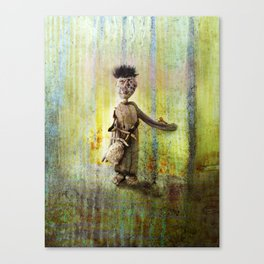 The Song of Wandering Orpheus Canvas Print
