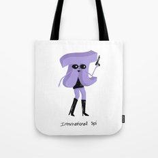 International Spi Tote Bag