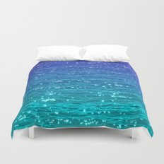 SEA SPARKLE Duvet Cover