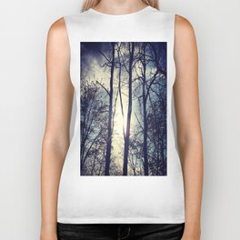 Your light will shine in the darkness Biker Tank