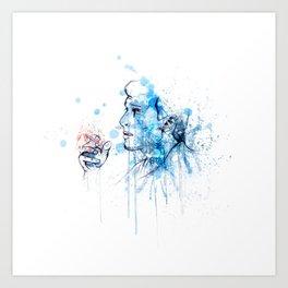 ben 2 Art Print