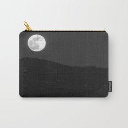 Moonrise, UC Santa Barbara Carry-All Pouch