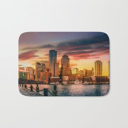 Harbor Sky Bath Mat