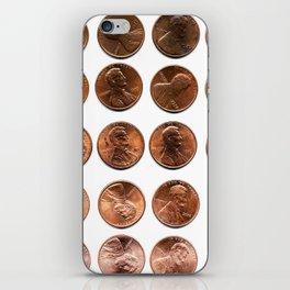 Twenty Cents (Penny Edition)  iPhone Skin
