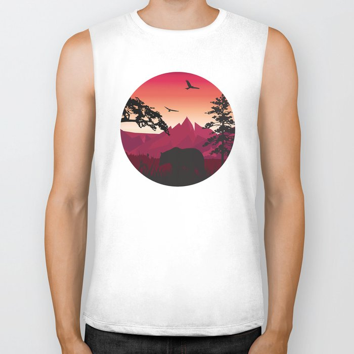 My Nature Collection No. 42 Biker Tank