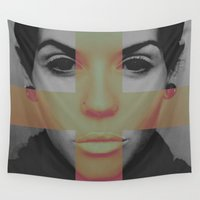 revolution Wall Tapestries featuring Personal Revolution. by DanielleYagodich
