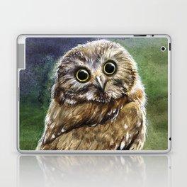 Coffee Owl Laptop & iPad Skin