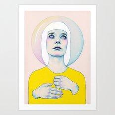 Alienated I  Art Print