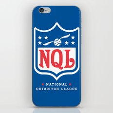 NQL iPhone & iPod Skin