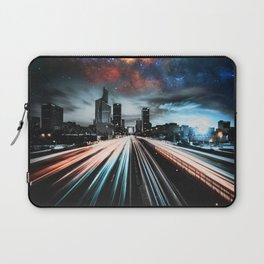 Lights and Stars Laptop Sleeve