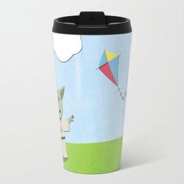 SW Kids - Yoda Kite Travel Mug