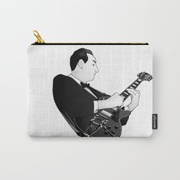 LES PAUL House of Sound - BLACK GUITAR Carry-All Pouch