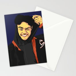 Noah Centineo Vector Portrait Stationery Cards