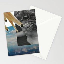 every day is like sunday Stationery Cards